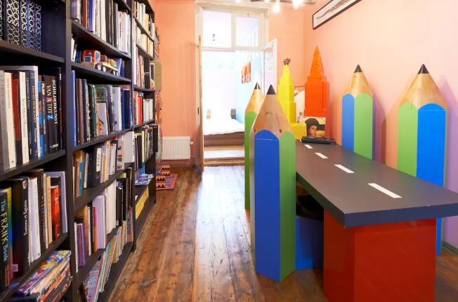 Three designer rooms in Trendy Pijp photo 170057