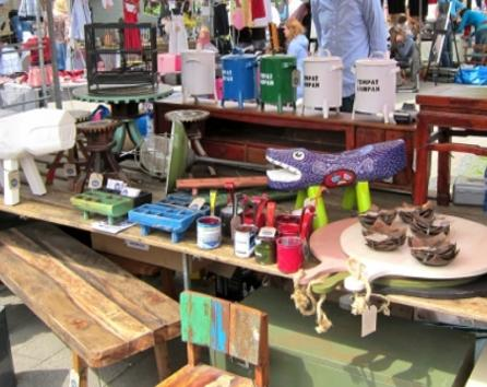 arty shopping vintage markets westerpark