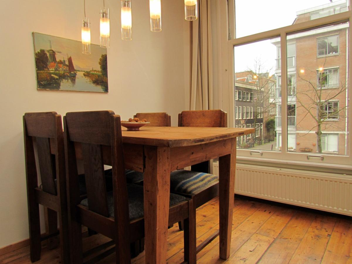 Amsterdam Cosy canal apartment photo 173272